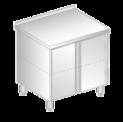 Stół z szafką DM-3117, DM-S-3117