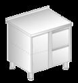 Stół z szafką i szufladami DM-3120, DM-S-3120