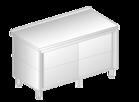 Stół z szafką DM-3118, DM-S-3118