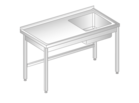 TABLE WITH SINK DM-3200, DM-S-3200