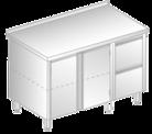 Stół z szafką i szufladami DM-3127, DM-S-3127