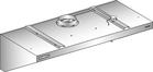 Okap wyciągowy przyścienny z wentylatorem DM-S-3652