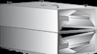 Okap kondensacyjny DM-S-3616