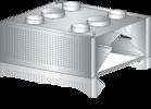 Okap kondensacyjny centralny z nawiewiem DM-S-3632