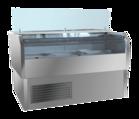 Lada chłodnicza do przygotowania i ekspozycji kanapek DM-S-94063