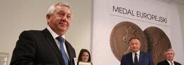 Medal Europejski dla nowej linii ciągów wydawczych ERIK