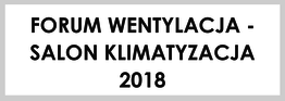 Targi Wentylacja 2018